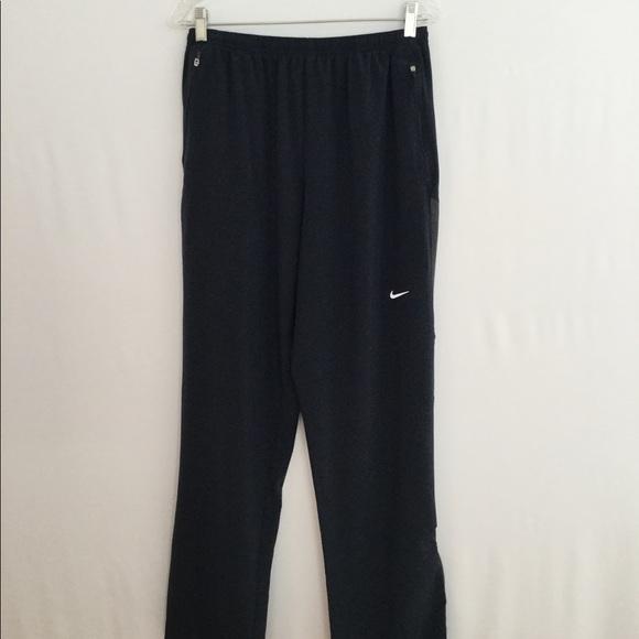 032c2664f2f9ed Nike Pants | Mens Fit Dry Work Out Navy Size Medium | Poshmark